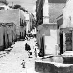 Calle en San Cristóbal