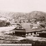 Hotel Salina Cruz y Estación del Ferrocarril