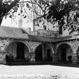 Hacienda de Santa Engracia: Patio