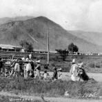 Fiesta Patrias en Santa Rosa (1905)