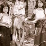 Niñas mexicanas