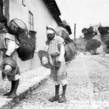 Indios en San Cristóbal