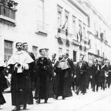 Doctores de la Universidad Nacional (1910)