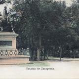 Estatua de Zaragoza