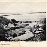 Casería y Laguna de Cuyutlán