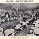 Interior del Café Tívoli