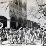 Desfile Septembrino Hacia 1945