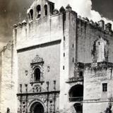 Fachada del Ex convento de San Agustin