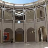 Centro Cultural en los portales de Mérida. Diciembre/2014