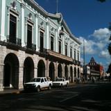 Palacio de Gobierno de Yucatán. Diciembre/2014