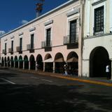 Los Portales de Mérida. Diciembre/2014