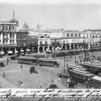 El Zócalo (circa 1903)