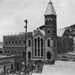 Templo Metodista de Pachuca (ca. 1909)