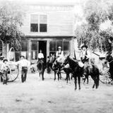 Tienda mormona (Bain News Service, c. 1915)