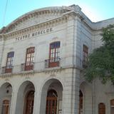 Teatro Morelos Plaza de la Soberana Convención Revolucionaria