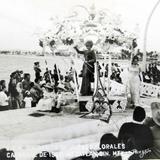 REYNAS Y ALEGORIAS DE CARNAVAL