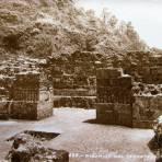 RUINAS ARQUEOLOGICAS PIRAMIDE DEL TEPOZTECO