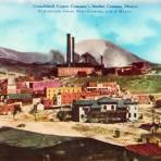 Fundición de metales de Cananea