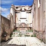 Ruinas-Capilla de Guadalupe en Nochistlán Pueblo Mágico