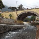 Puente de 1909 sobre el Río Orizaba. Diciembre/2014