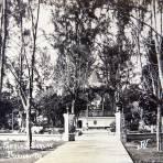 PARQUE SARLAT PANORAMA Hacia 1945