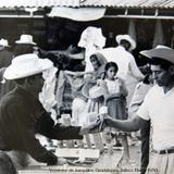 Vendedor de barquillos Guadalajara Jalisco