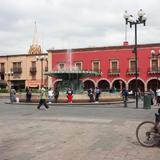 Plaza Fuente de los Leones
