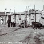 CONSTRUCCION DE IGLESIA