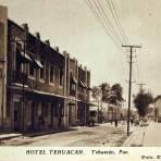 HOTEL TEHUACAN