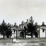 CAPILLA REAL PANORAMA