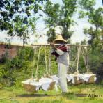 LLEVANDO LAS TORTILLAS TIPOS MEXICANOS