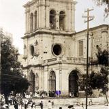 Iglesia de San Jose Zapotlan Jalisco hacia 1928