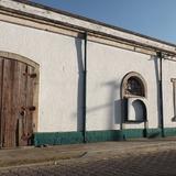 Antigüa Estación del Ferrocarril. Marzo/2015