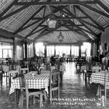 Comedor del Hotel Valles