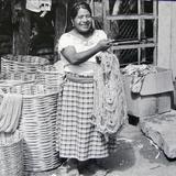 TIPOS MEXICANOS Vendedora de Hilos