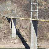 Puente Mezcala sobre el Río Balsas. Marzo/2015