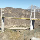 Puente Mezcala en la autopista del Sol. Marzo/2015