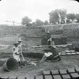TIPOS MEXICANOS Ladrilleros 1909