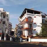 Calles del centro de Puerto Vallarta. Abril/2015