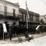 EN TIEMPOS DE LA REVOLUCION MEXICANA