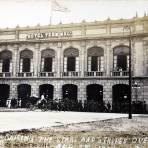 HOTEL TERMINAL DURANTE LA REVOLUCION MEXICANA 1914