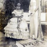 CARNAVAL REYNA CARIDAD RUIZ 1933