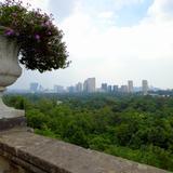 Vista desde el Castillo de Chapultepec