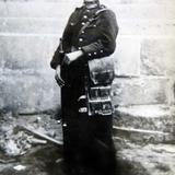 EL ASPIRANTE A SOLDADO Circa 1910-1920