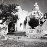 Capilla de el Sacromonte Amecameca Edo. de Mexico