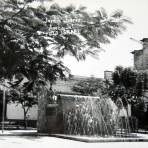 JARDIN JUAREZ Circa 1930-1950