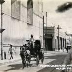 PUERTA COLONIAL DEL MUSEO ARQUEOLOGICO