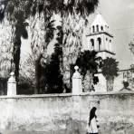 IGLESIA DE SAN FRANCISCO Circa 1930-1950