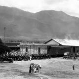 Estacion del Ferrocarril en Ameca Jalisco