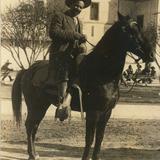 PANCHO VILLA Circa 1914